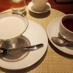 花梨 - 厨士お勧めの本日のデザート(タピオカ入り ココナッツミルク)