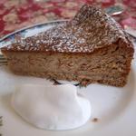 北浜レトロ - チーズケーキ(ロンドンスパイス)