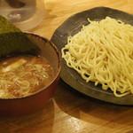 つけ麺屋 やすべえ - つけ麺 中盛り(330g)  ¥720