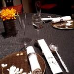 Kokyuu - テーブル席