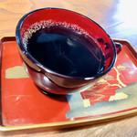 126648463 - tonbi coffeeの豆で淹れた珈琲