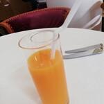 126655756 - 愛媛県産ブラッドオレンジジュース