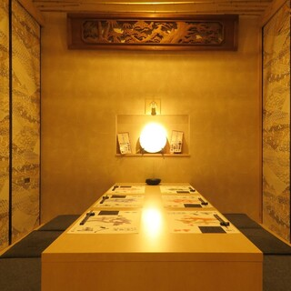 【店内】1~76名様まで完全個室完備