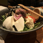 チドリアシ - 京野菜サラダ