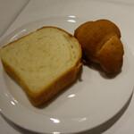 Drammatico - パン2種