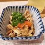 Hinatatei - 鶏皮ポン酢