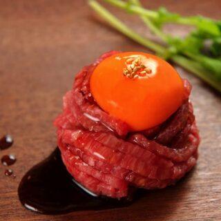 生食認定取得料理店なので『生肉』も提供OK