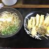 五右衛門うどん - 料理写真:『エリンギ うどん   560円なり』