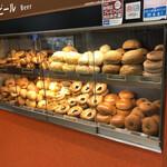 ロマンスカーカフェ - ぱんあるよ~