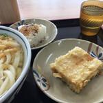根っこ - 高野豆腐