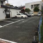 tenukiudommarushin - 奥まった所に玄関があり、分かりにくい?