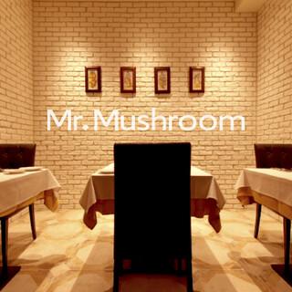 個室 鍋・しゃぶしゃぶ Mr.Mushroom 名古屋駅店