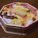 魚宗フーズ - 料理写真:ひなまつり散らし寿司