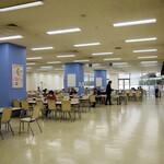 福岡県庁食堂 - 内観。