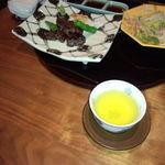 日本料理雲海 - ステーキ(お肉御膳)。