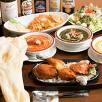 グッドフレンド タイ・インド料理 - コース