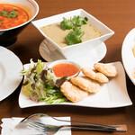 グッドフレンド タイ・インド料理 - タイ料理集合