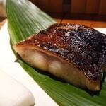 おすし・割烹 とく寿 - 生銀だらの西京焼き