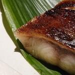 おすし・割烹 とく寿 - 絶品。生銀だらの西京焼き