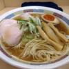煮干鰮らーめん 圓 - 料理写真:煮干しらーめん~☆