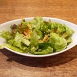 RAINBOW CAFE&WINE DINING - ランチのサラダ