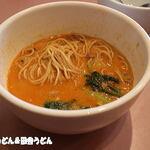 中国料理 成蹊 - 担々麺(ハーフサイズ)