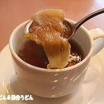 中国料理 成蹊 - 成蹊オリジナル フカヒレ入り薬膳蒸しスープ