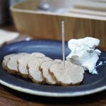 ビートイート - ひつじや(山形)のいぶりがっことクリームチーズ