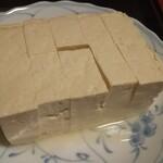 おこぜ - セリ鍋用豆腐