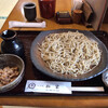 そば処松栄 - 料理写真:
