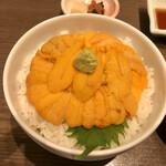 126687228 - ウニ丼4600円