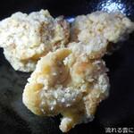 楽万コロッケ店 - 大山鶏のこんぶ塩唐揚げ