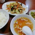 イサム中華レストラン - 料理写真: