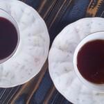 マンマカフェ ブレーメン - ◇ブラックベリーティー◇紅茶