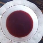 マンマカフェ ブレーメン - ◇ブラックベリーティー