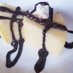 マンマカフェ ブレーメン - ◆手作りスイーツ ◇ふわふわシフォンケーキ