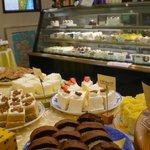 洋菓子の店 グルメ - バイキング時の様子