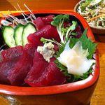 阿亀寿し - 鉄火丼