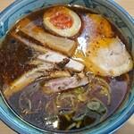 kogashinegira-mennegijirou - 醤油ラーメン  ¥700