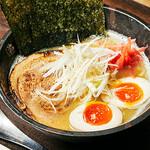 BAR TRIANGLE - 自家製鶏白湯ラーメン
