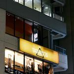 BAR TRIANGLE - 外観 夜