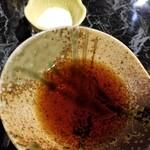 立ち呑み処 立 - 塩と天つゆ