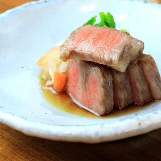 伊賀牛をはじめとした多彩な肉料理