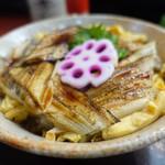 稲寿し - 料理写真:今日は穴子丼