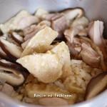 いばらき食彩香寿亭 - つくば軍鶏の釜炊きご飯