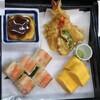 盛しげ - 料理写真:かに寿司御前(お子様用)