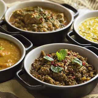 スリランカで定期的に研修も◎現地の味・定番料理をそのまま提供