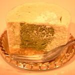 アゼリア - アスパラと抹茶のケーキ《カット》