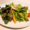 ピアチェボーレ - 料理写真:サラダ