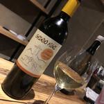 葡萄酒屋イータ - グラスワインで1杯…ヒトミワイナリーのやつ